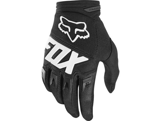 Fox Dirtpaw Race Gloves Jungen black